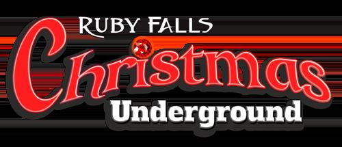Christmas Underground Ruby Falls