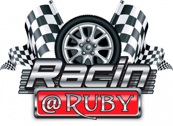 racin at ruby logo