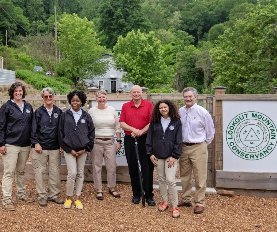 Environmental Summit Funds New Pollinator Garden Projects  logo